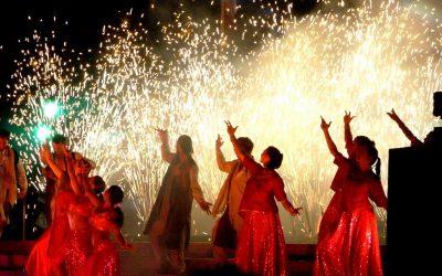 Celebrazione del Diwali
