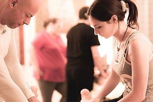 Corso di Massaggio Olistico-Bioenergetico e Riflessologia Plantare