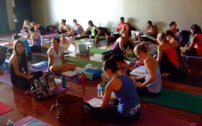Serata di presentazione del corso per Istruttori Yoga